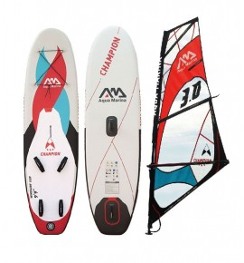 SUP Aqua Marina Champion 9.9 + Gréément