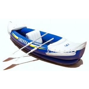 Kayak gonflable Aqua marina Savanna - 2p